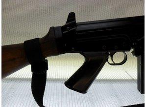 Steyr Steyr Fal Kaliber 7.62x51 met houten kolf