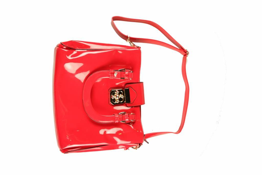 Dames tas rood B17