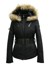 Dames Carlo sacchi jas zwart 037