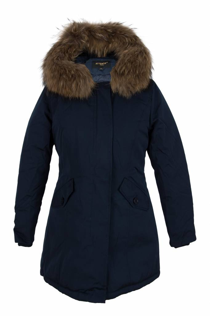 Dames winterjassen bestel je via leathercity.nl