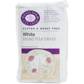Doves Farm Broodmix, voor wit brood, 1 kg