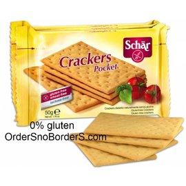 Schar Crackers, 3 pacchetti