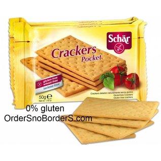 Schar Crackers 3 paquets