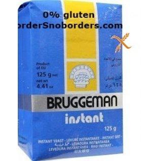 Diversen Gær, instant 125 gram vakuumpakket - Bruggeman