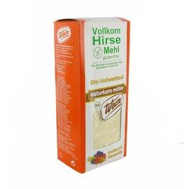 Werz Vollkorn Hirsemehl, 1 kg