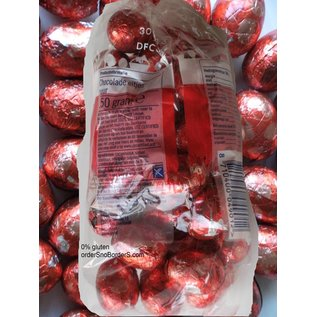 Varia Ren chokolade påskeæg, glutenfri diætmad uden tilsat mælk.