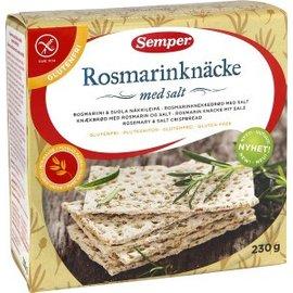 Semper Knackebrod Rosmarin 230g