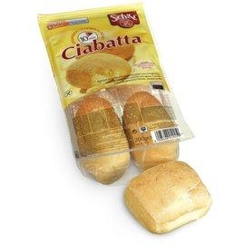 Schar Ciabatta_ 4 witte broodjes
