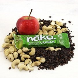 Nakd Crunchy apple bar