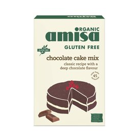 Amisa Schokoladen-Kuchen-Mix Bio 400g