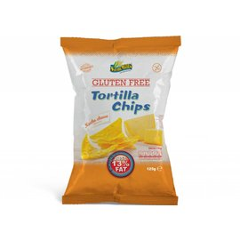 SamMills Tortilla chips cheese - 125 gram