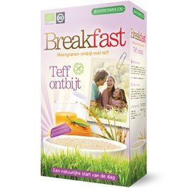Joannusmolen Teff ontbijt - 300 gram