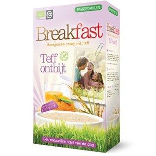 Joannusmolen Teff ontbijt