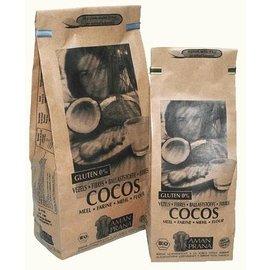 Aman Prana Kokosvezels bio - 1000 gram