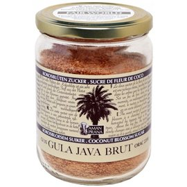 Aman Prana Kokos blomstre sukker Gula Java Brut 1000 gram
