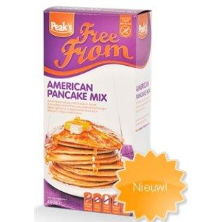 Peaks Pfannkuchen-Mix - American - 450 Gramm