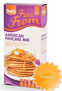 Amerikanische Pfannkuchen-Mix - 450g