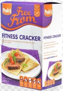 Crackers, Soja / 200 Gramm