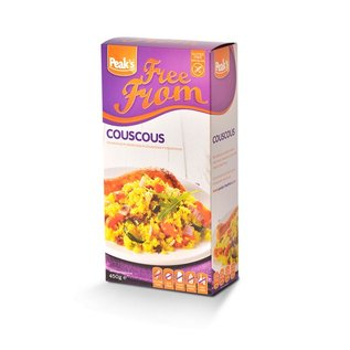 Peaks couscous