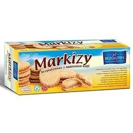 Diversen Dobbelt Biscuits toffee påfyldning