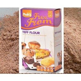 Peaks farine de Teff