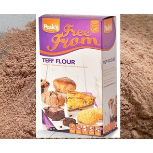 Peaks Teff Flour 500 gram
