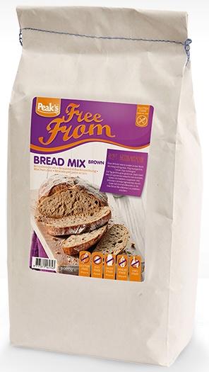 Brotmischung - große Verpackung 5 kg