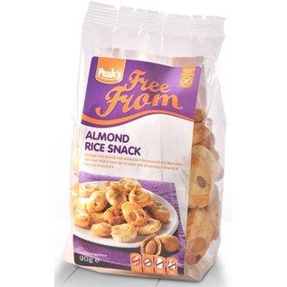 Peaks Rice snack mandel - 90g