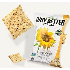 Way Better chips Tortilla chips meergranen - 156 gram