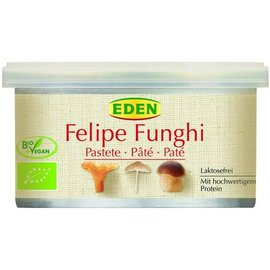 Eden Paté - champignon - vegetarisch bio - 125 gram