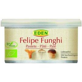 Eden Paté - fungo - bio vegetariano - 125g