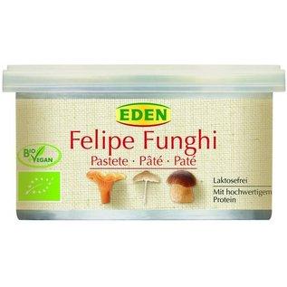 Eden Paté - champignons - végétarien - 125g - organique