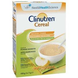 Diversen Cereal Apfel Haselnuss - 6 energiereiche Mahlzeiten