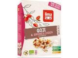 Lima Goji Muesli - Organic -300 gran