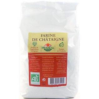 Diversen Kastanjemel - Økologiske - 500 gram