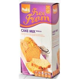 Peaks Gâteau mix - vanille - 450g