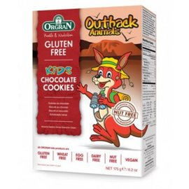 Orgran Chocolate cookies zoodiertjes
