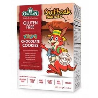 Orgran chokolade cookies