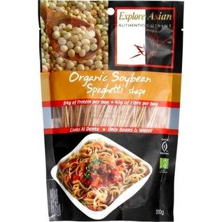 Explore Asian Spaghetti Soybeans