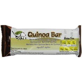 Oskri Sesame bar quinoa