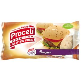 ProCeli Hamburger Buns 2 pièces
