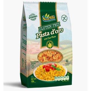 SamMills Pasta - skaller - 500 gram