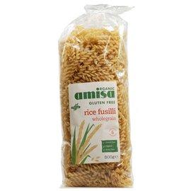 Amisa Organic pasta spirals