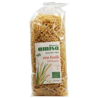 Amisa Økologisk pasta spiraler