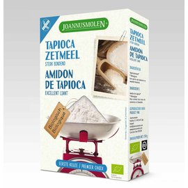 Joannusmolen Amido di Tapioca / manioca Amido Bio 250 grammi