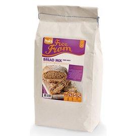 Peaks Pane di farina di fibra mix 5000 grammi
