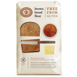 Doves Farm Brown brød mix, 1 kg