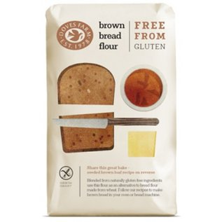 Doves Farm Brown Brot-Mix, 1 kg