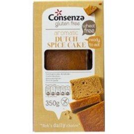 Consenza Spice Cake 350g