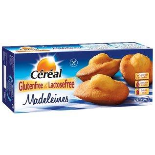 Céréal Madeleines 6 stykker
